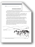 An Extreme Continent (Nonfiction)