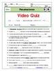 """Eyes of Nye"" - All 13 Episodes - EN_All - Worksheet, Answer Sheet, & Quizzes."