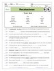 "Differentiated Worksheet, Answer & Quiz Bundle for ""Eyes of Nye"""