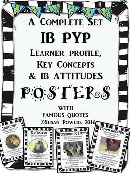 An IB PYP Mega Bundle of Classroom Tools