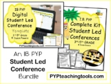 An IB PYP Student Led Conference Bundle of Activities