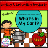 An INTERACTIVE Lesson On Eating Healthy, Grades K-1