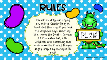 An INTERACTIVE Lesson: When Conflicts Turn Into Monsters, Grades 4-6