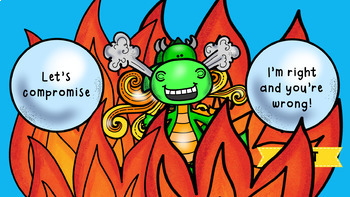 An INTERACTIVE Lesson: When Conflicts Turn Into Monsters, Grades K-1