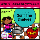 An INTERACTIVE Lesson on Eating Healthy Foods, Grades 2-3
