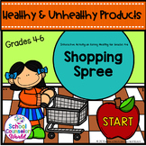 An INTERACTIVE Lesson on Eating Healthy Foods, Grades 4-6