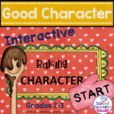An INTERACTIVE Lesson on Good Character Traits, Grades 2-3