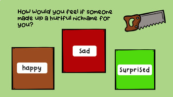 An INTERACTIVE Lesson on Having Empathy for Others, Grades 2-3