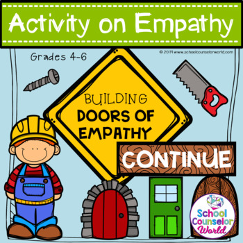 An INTERACTIVE Lesson on Having Empathy for Others, Grades 4-6