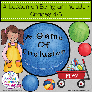 An INTERACTIVE Lesson on Including Others, Grades 4-6