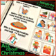 CHRISTMAS Interactive book {for WH- questions & language skills}