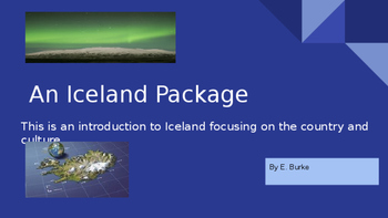 An Iceland Package