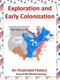 An Illustrated History: Exploration and Colonization (Dist