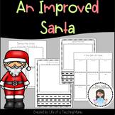 An Improved Santa Book + Writing Activities