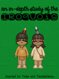 An In-depth Study of the Iroquois People Through Close Reading Passages