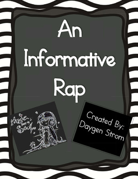 An Informative Rap - Poetry