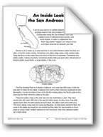 An Inside Look at the San Andreas Fault (Earth & Space Science/Tectonic Plates, Earthquakes)