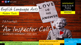 An Inspector Calls, Complete Independent Reading Companion (ebook)