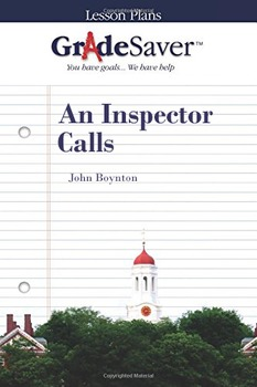 An Inspector Calls Lesson Plan