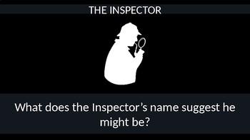 An Inspector Calls Quiz