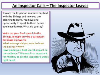 An Inspector Calls - The Inspector Leaves