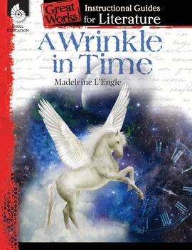 An Instructional Guide for Literature: A Wrinkle in Time (eBook)