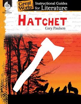 An Instructional Guide for Literature: Hatchet (eBook)