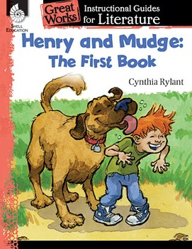 An Instructional Guide for Literature: Henry and Mudge--The First Book (eBook)