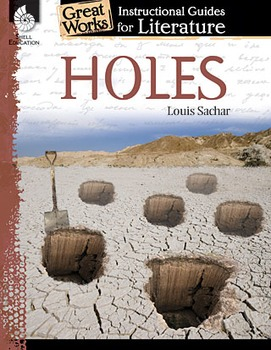 An Instructional Guide for Literature: Holes (eBook)
