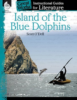 An Instructional Guide for Literature: Island of the Blue Dolphins (eBook)