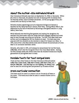 An Instructional Guide for Literature: Little Bear (eBook)