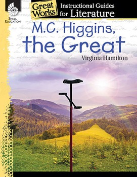 An Instructional Guide for Literature: M.C. Higgins, the Great (eBook)