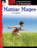 An Instructional Guide for Literature: Maniac Magee (eBook)