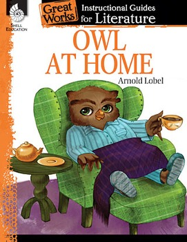 An Instructional Guide for Literature: Owl at Home (eBook)