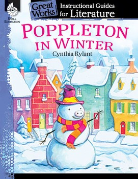 An Instructional Guide for Literature: Poppleton in Winter (eBook)