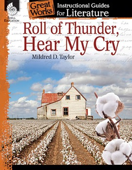 An Instructional Guide for Literature: Roll of Thunder, Hear My Cry (eBook)