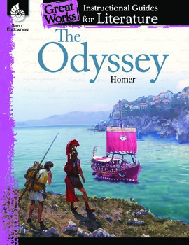 An Instructional Guide for Literature: The Odyssey (eBook)