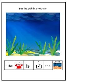 An Interactive Book: Sea Animal Rescue