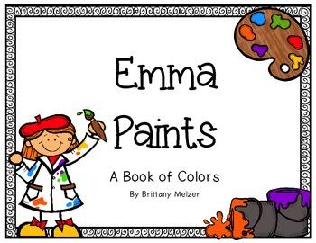 An Interactive Color Book