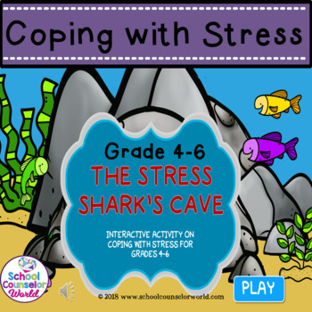 An Interactive Guidance Lesson on Coping with Stress, Grades 4-6