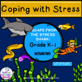 An Interactive Guidance Lesson on Coping with Stress, Grades K-1