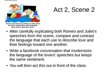 An Interactive Guide to Shakespeare's Romeo and Juliet