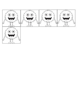 An Interactive Halloween Book: Position Words--Freebie