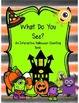 An Interactive Halloween Counting Book with numbers to 10