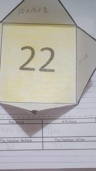 An Interactive Notebook for Building Number Sense - Grade 1