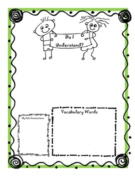 An Interactive Notebook with a total of 30 pages good for primary and secondary
