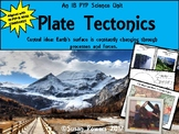 An Interactive Science Inquiry into Plate Tectonics IB PYP