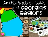 An Interactive Tour of Georgia's Regions (Now with Google Slides Link)