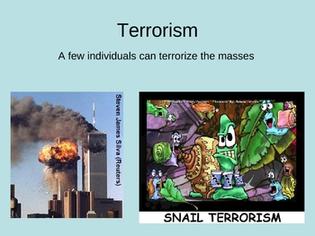 An Interdependent World PPT