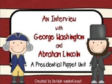 An Interview with George Washington and Abraham Lincoln {P